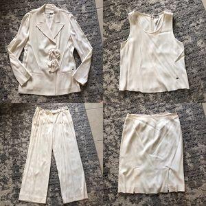 Sonia Rykiel 4 Piece Suit